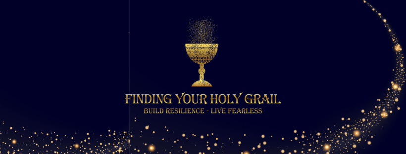 Finding Your Holy Grail by Mandy Simon